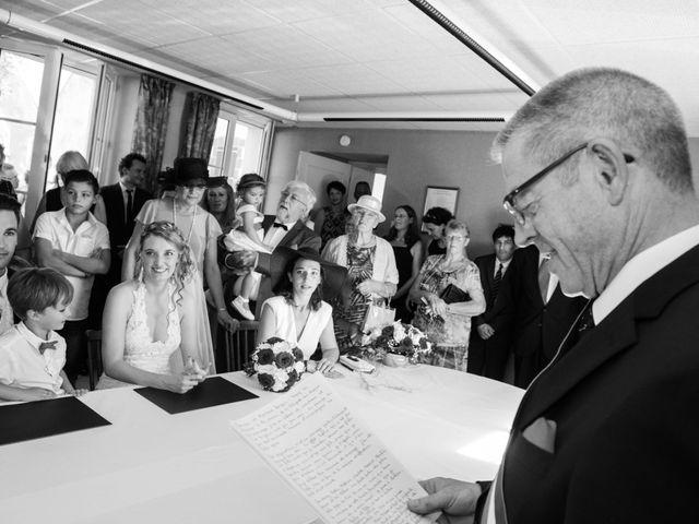 Le mariage de Stéphane et Sophie à Amilly, Eure-et-Loir 20