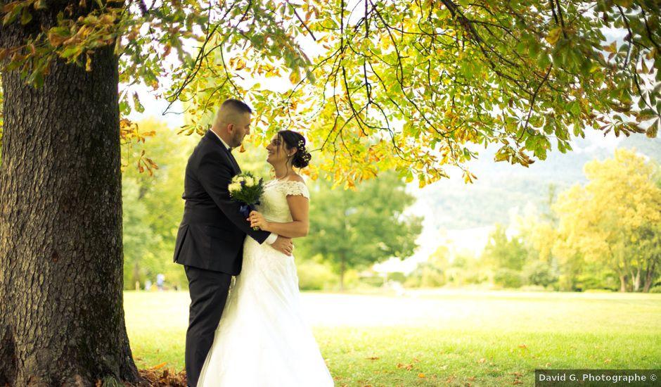 Le mariage de Nicolas et Alicia à Le Pont-de-Claix, Isère