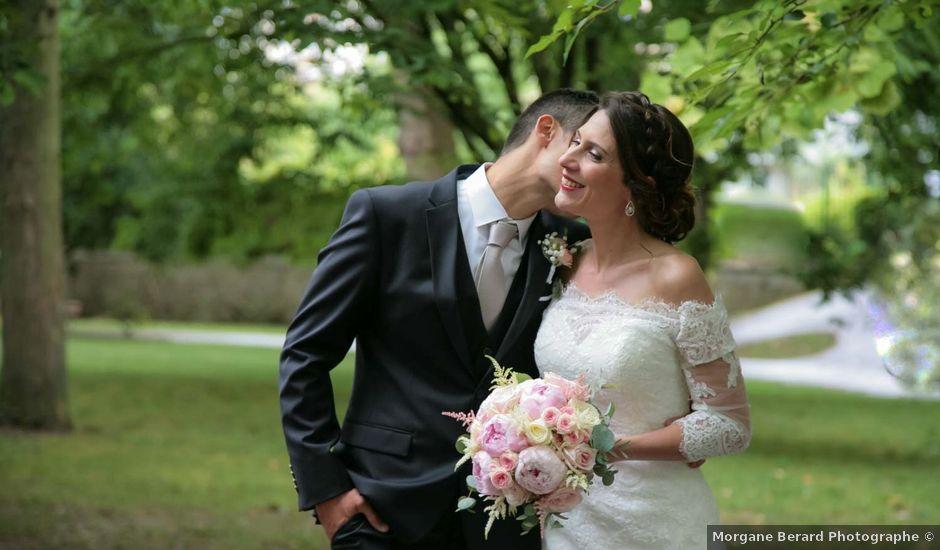 Le mariage de Mathias et Céline à Chilly-Mazarin, Essonne