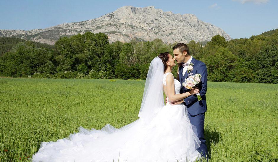 Le mariage de Jérémie et Alexia à Aix-en-Provence, Bouches-du-Rhône