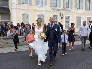 Le mariage de Sandrine et Daniel