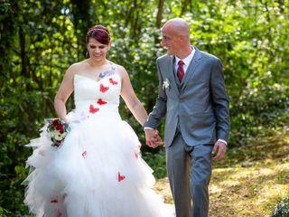 Le mariage de Patricia et Cyril