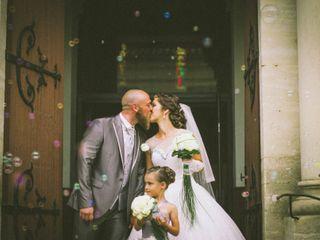 Le mariage de Alexandra et Greg