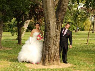 Le mariage de Léo et Laurie