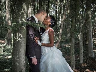 Le mariage de Ombeline et Adrien