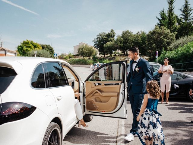 Le mariage de Jérémy  et Estelle à Mougins, Alpes-Maritimes 3