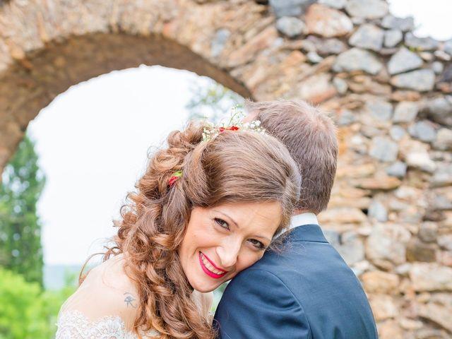 Le mariage de Nicolas et Fabienne à Saint-Féliu-d'Avall, Pyrénées-Orientales 6