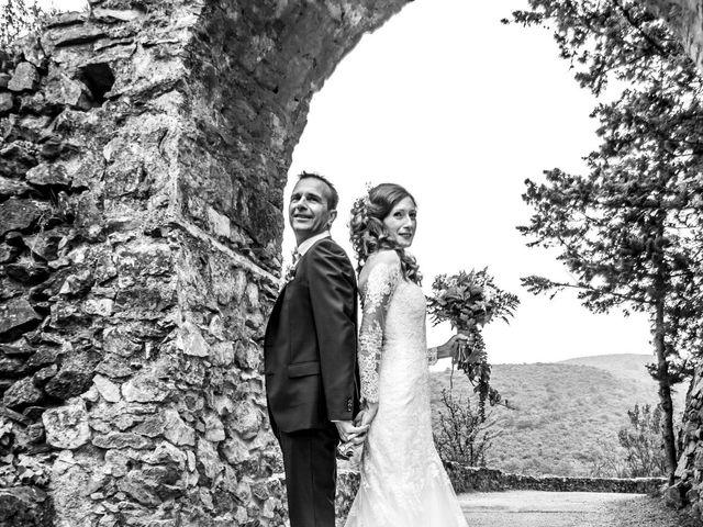 Le mariage de Nicolas et Fabienne à Saint-Féliu-d'Avall, Pyrénées-Orientales 7