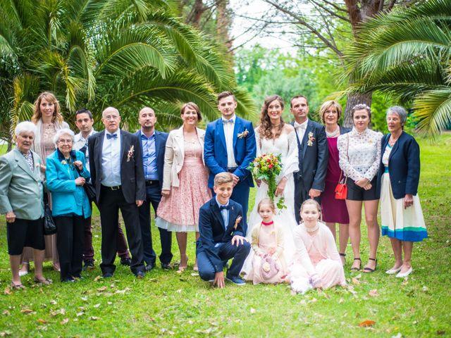 Le mariage de Nicolas et Fabienne à Saint-Féliu-d'Avall, Pyrénées-Orientales 14
