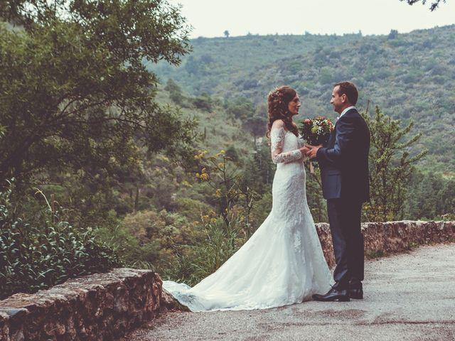 Le mariage de Nicolas et Fabienne à Saint-Féliu-d'Avall, Pyrénées-Orientales 20