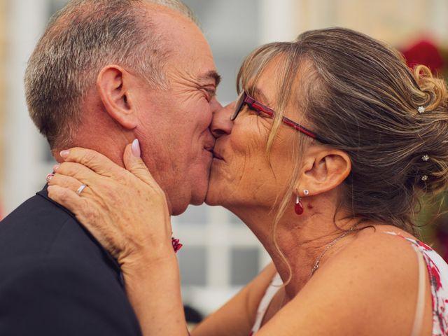 Le mariage de Françoise et Bruno