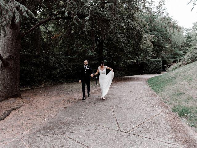 Le mariage de Flavien et Isabelle à Louveciennes, Yvelines 34