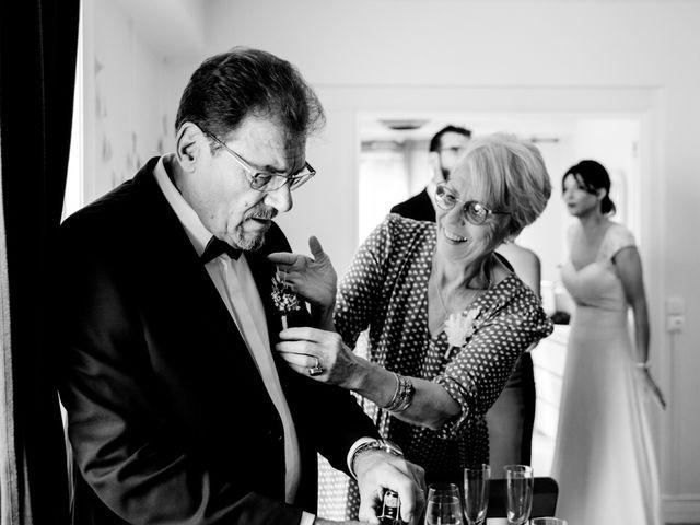 Le mariage de Flavien et Isabelle à Louveciennes, Yvelines 36