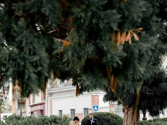 Le mariage de Flavien et Isabelle à Louveciennes, Yvelines 39