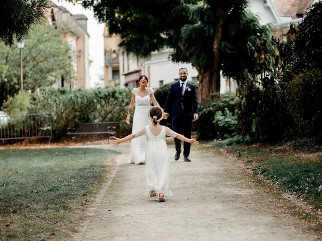 Le mariage de Flavien et Isabelle à Louveciennes, Yvelines 40
