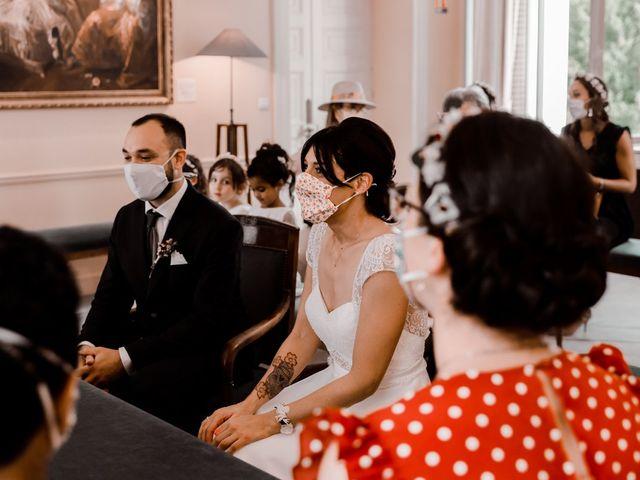 Le mariage de Flavien et Isabelle à Louveciennes, Yvelines 42