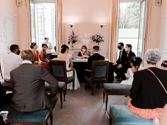 Le mariage de Flavien et Isabelle à Louveciennes, Yvelines 44