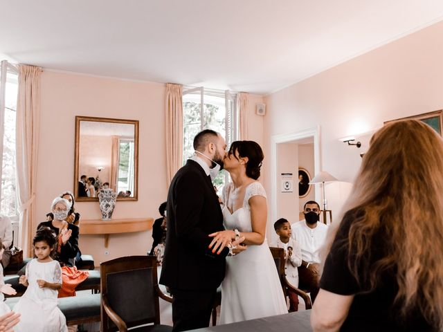 Le mariage de Flavien et Isabelle à Louveciennes, Yvelines 46