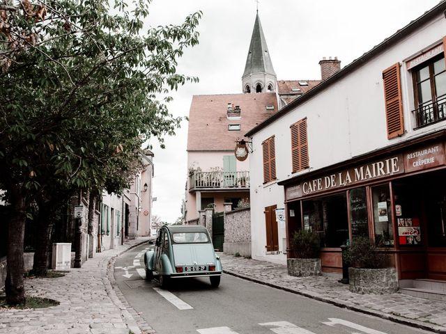 Le mariage de Flavien et Isabelle à Louveciennes, Yvelines 53