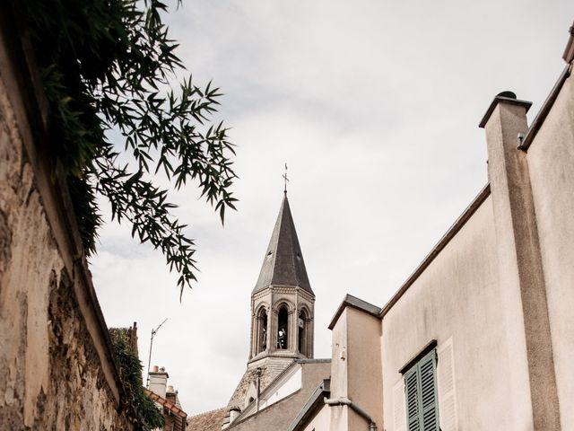 Le mariage de Flavien et Isabelle à Louveciennes, Yvelines 58