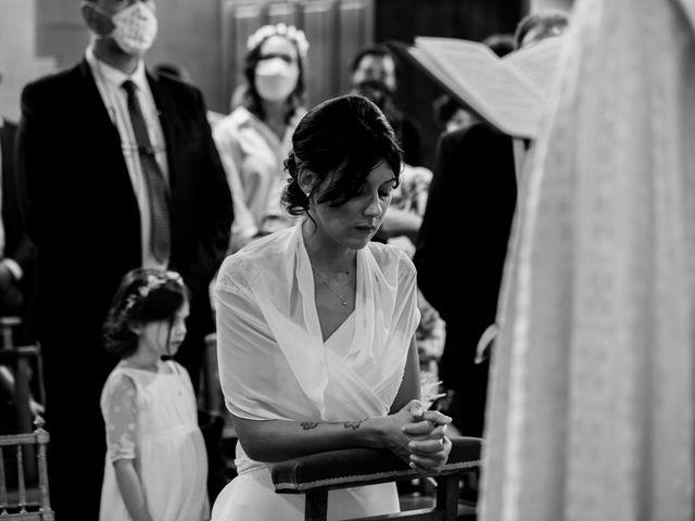 Le mariage de Flavien et Isabelle à Louveciennes, Yvelines 70