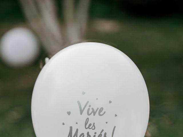Le mariage de Flavien et Isabelle à Louveciennes, Yvelines 83