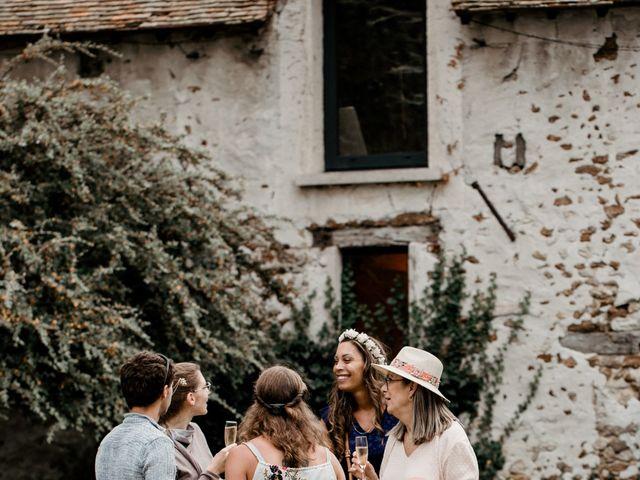 Le mariage de Flavien et Isabelle à Louveciennes, Yvelines 89