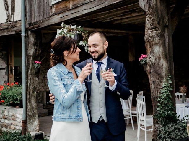 Le mariage de Flavien et Isabelle à Louveciennes, Yvelines 92