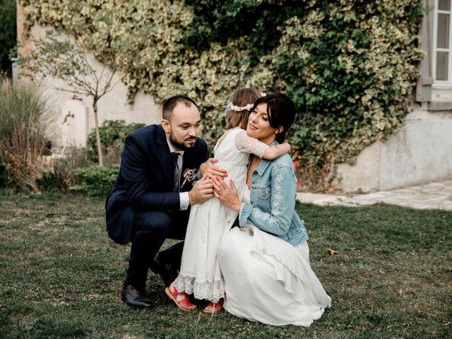Le mariage de Flavien et Isabelle à Louveciennes, Yvelines 95