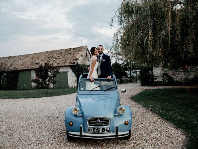 Le mariage de Flavien et Isabelle à Louveciennes, Yvelines 124