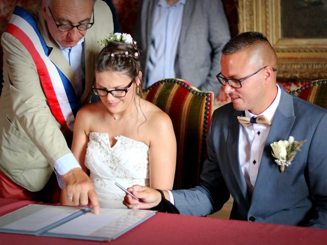 Le mariage de Ludovic et Jennifer à Caudrot, Gironde 5