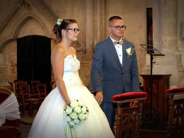 Le mariage de Ludovic et Jennifer à Caudrot, Gironde 7