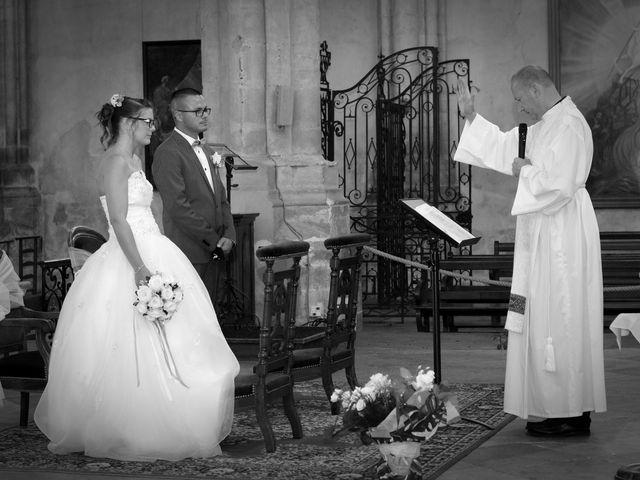 Le mariage de Ludovic et Jennifer à Caudrot, Gironde 8