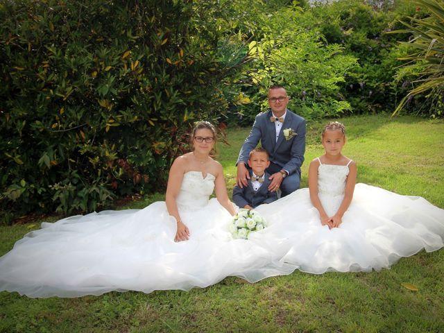 Le mariage de Ludovic et Jennifer à Caudrot, Gironde 9