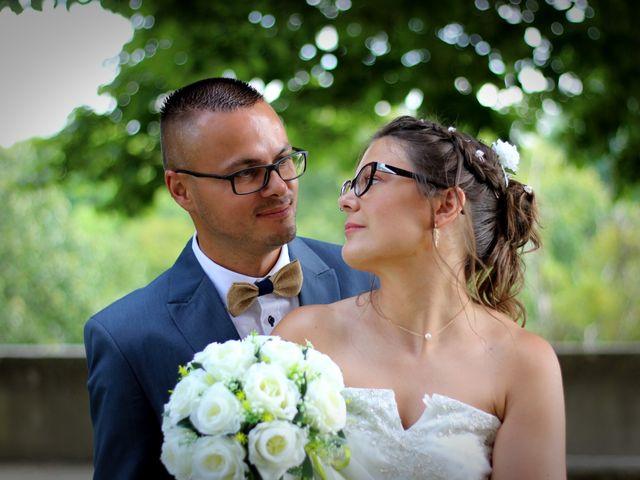 Le mariage de Ludovic et Jennifer à Caudrot, Gironde 11