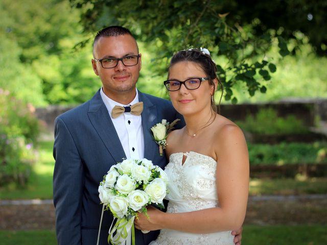 Le mariage de Ludovic et Jennifer à Caudrot, Gironde 12