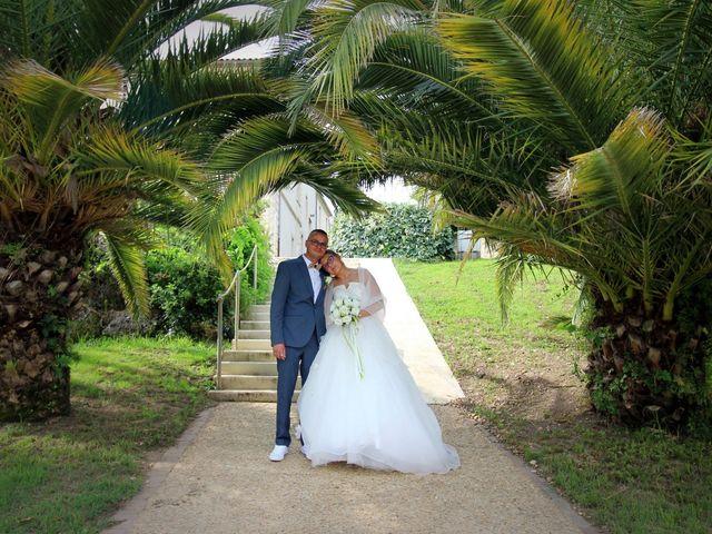 Le mariage de Ludovic et Jennifer à Caudrot, Gironde 15