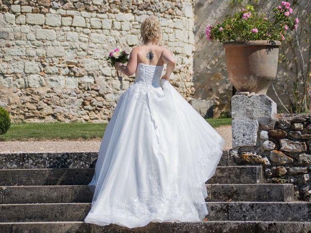 Le mariage de Benjamin et Jessicka à Pleumartin, Vienne 22