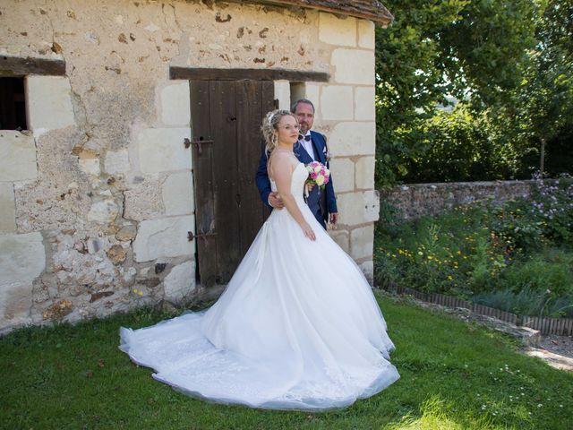 Le mariage de Benjamin et Jessicka à Pleumartin, Vienne 23