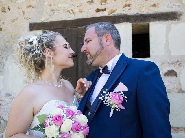 Le mariage de Benjamin et Jessicka à Pleumartin, Vienne 24