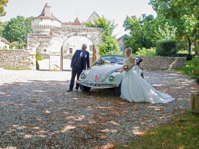 Le mariage de Benjamin et Jessicka à Pleumartin, Vienne 30