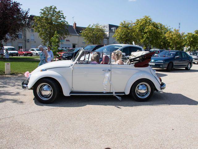 Le mariage de Benjamin et Jessicka à Pleumartin, Vienne 31