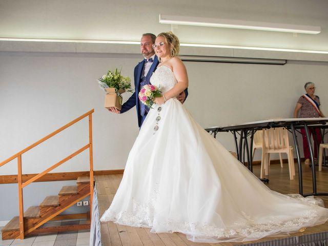 Le mariage de Benjamin et Jessicka à Pleumartin, Vienne 35