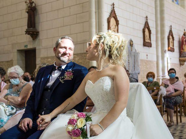 Le mariage de Benjamin et Jessicka à Pleumartin, Vienne 36