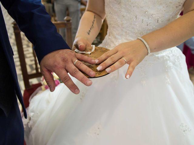 Le mariage de Benjamin et Jessicka à Pleumartin, Vienne 37