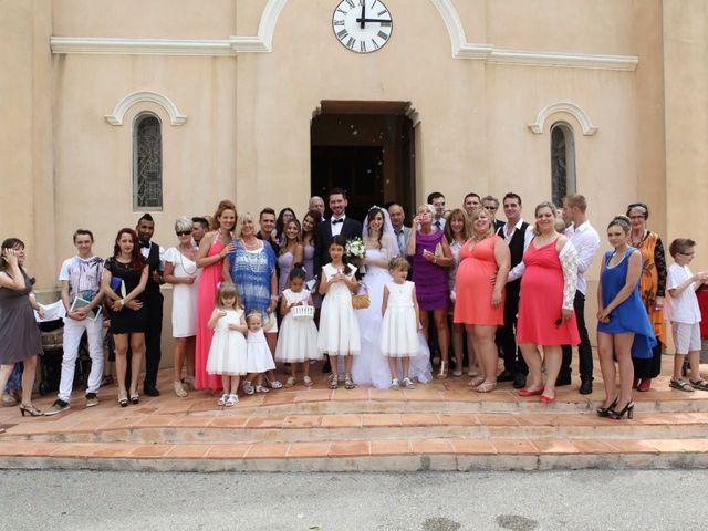 Le mariage de Mariza et Kevyn à Giens, Var 9