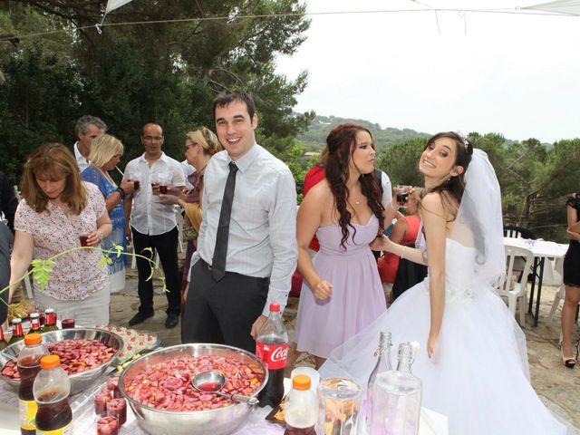 Le mariage de Mariza et Kevyn à Giens, Var 14