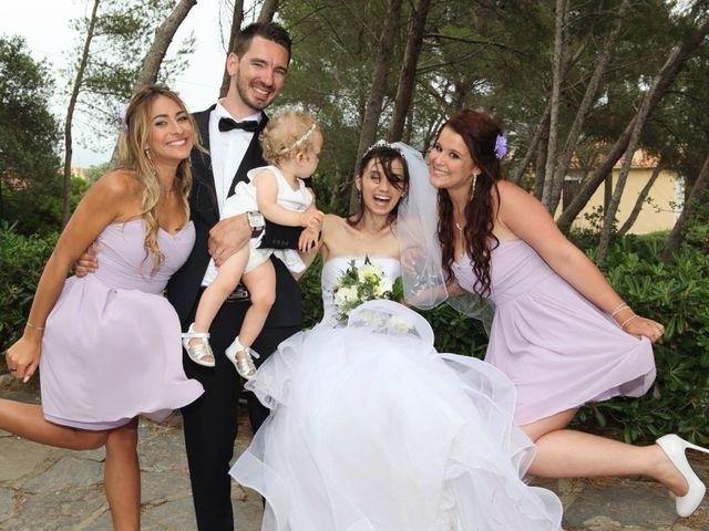 Le mariage de Mariza et Kevyn à Giens, Var 16