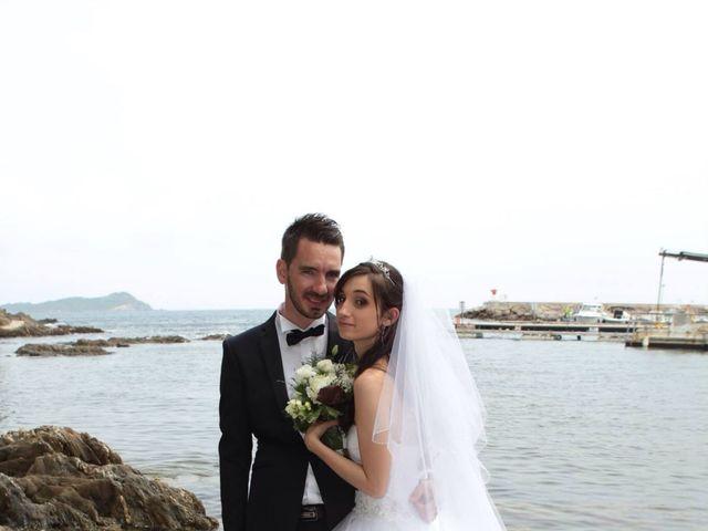 Le mariage de Mariza et Kevyn à Giens, Var 20