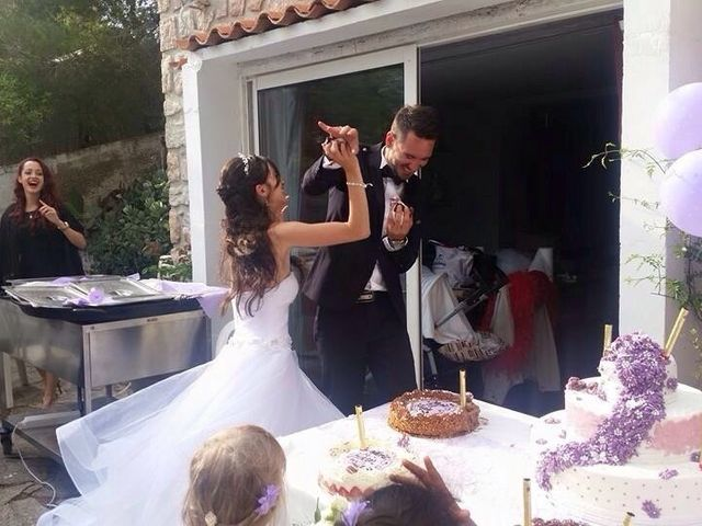 Le mariage de Mariza et Kevyn à Giens, Var 23